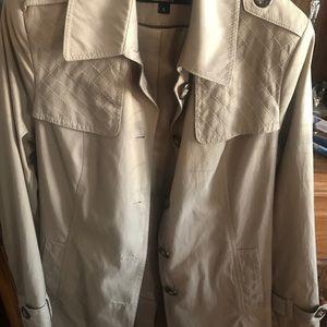 DKNY trench coat (NEVER WORN)